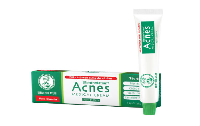 ACNES MEDICAL CREAM